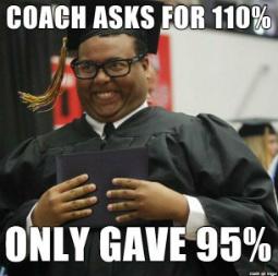 meme of coaching