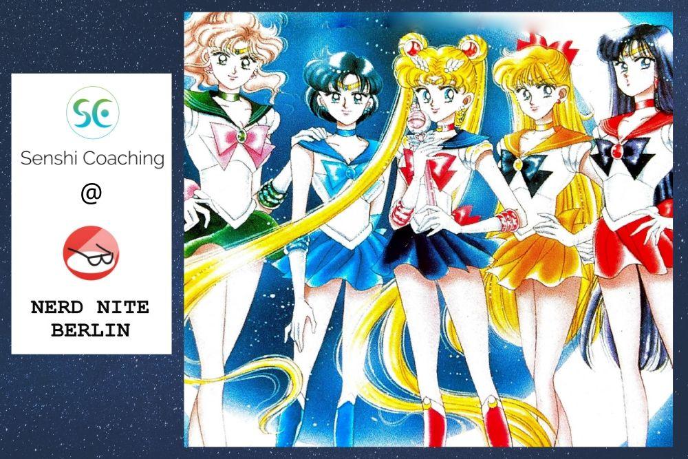 Blogpost Nerdnite Sailor Moon